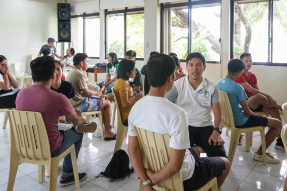 Visayas Retreat Participants